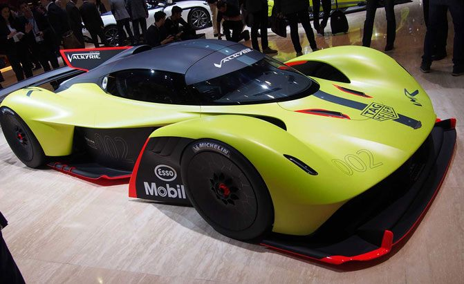 Why is Aston Martin Building a Track-Only Version of the Valkyrie?