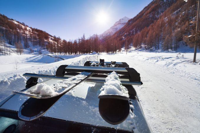 The best roof racks are available on most vehicles, from sedans to SUVs, and are useful when carrying long items—especially all of your winter sports gear.