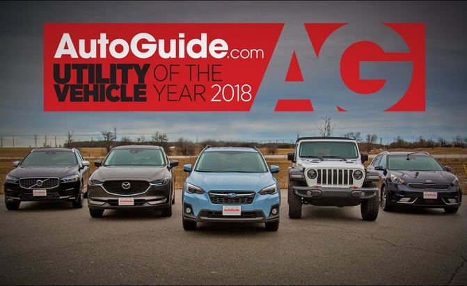 Utility Vehicle of the Year