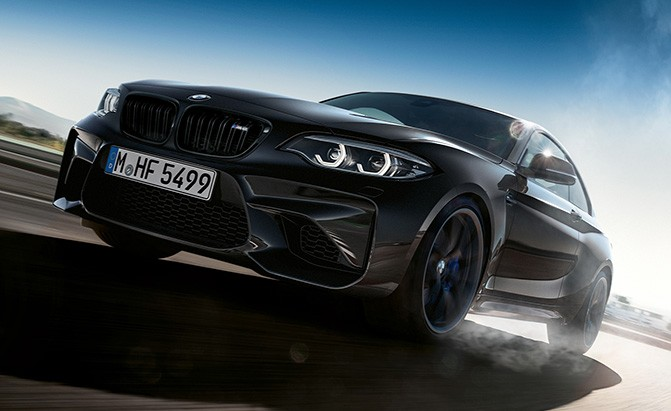 bmw m2 coupe black shadow