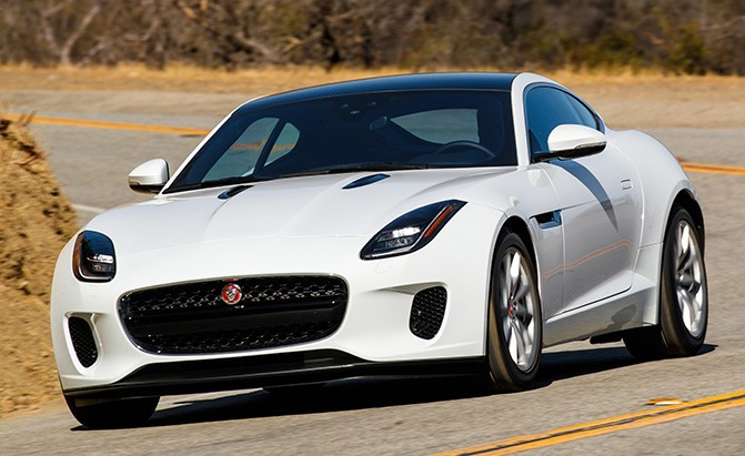 Jaguar Isn T Ruling Out Its Own F Type 4 Door Coupe