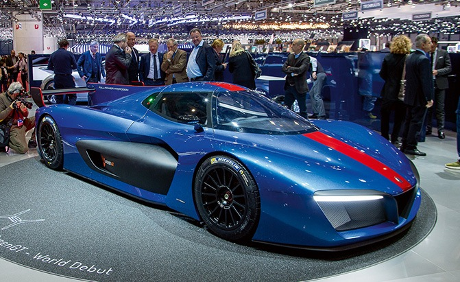 pininfarina greengt h2 speed