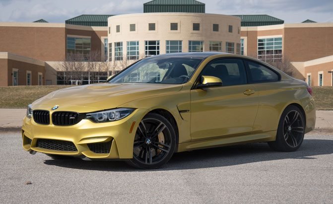 2018 BMW M4 Coupe Review – VIDEO