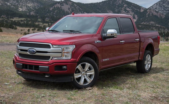 2018 Ford F-150 Platinum 4x4 SuperCrew Power Stroke Review