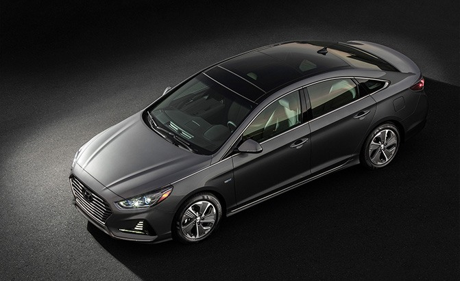 2018 Hyundai Sonata Hybrid Gets A Lower Starting Price