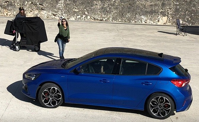 ford focus leaked image