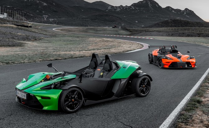 The KTM X-Bow is Finally Available in the US » AutoGuide.com News