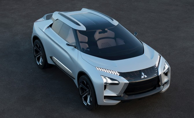 Mitsubishi Sees Opportunity for Electric Performance Vehicles