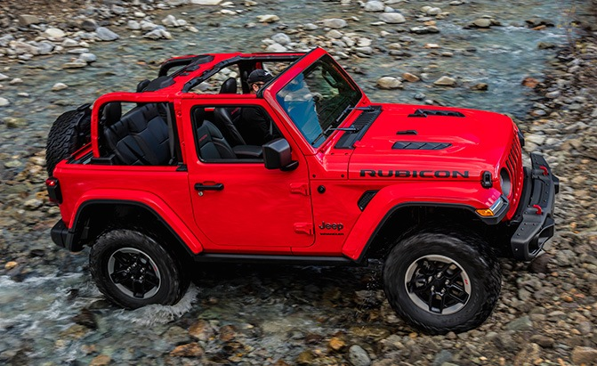 Fuel Economy Figures For 2 0l Jeep Wrangler Jl Released