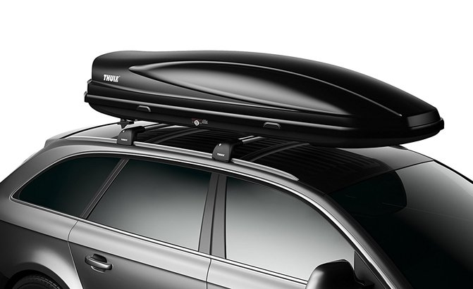 3- Thule Force -Large 628 Cargo Box is one of the best sports racks for your car.