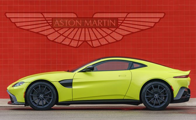 Design Secrets of the 2019 Aston Martin Vantage