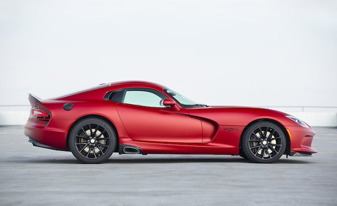 New Dodge Viper Allegedly Coming With 550 Hp V8