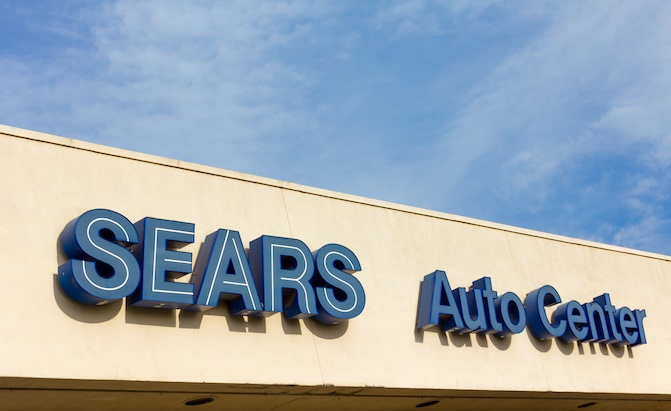 Amazon Wants To Sell You Car Tires With The Help Of Sears