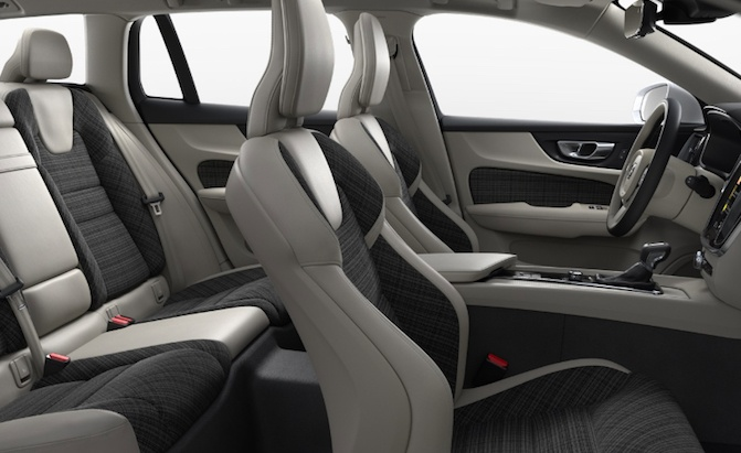 You Can Now Order Your 2018 Volvo V60 With Plaid Seats » AutoGuide ...