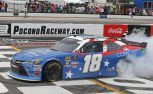 Why is Toyota in NASCAR?