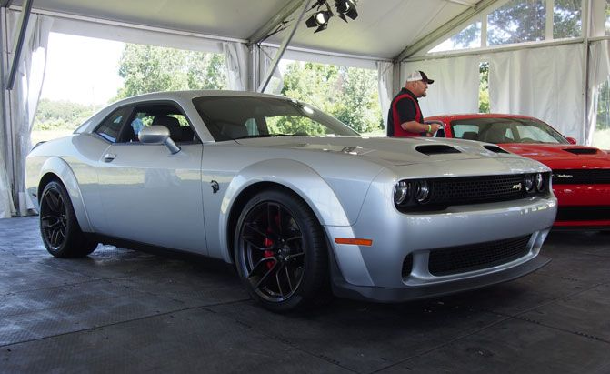 2019 Dodge Challenger Srt Hellcat Redeye Will Wake The Dead With 797