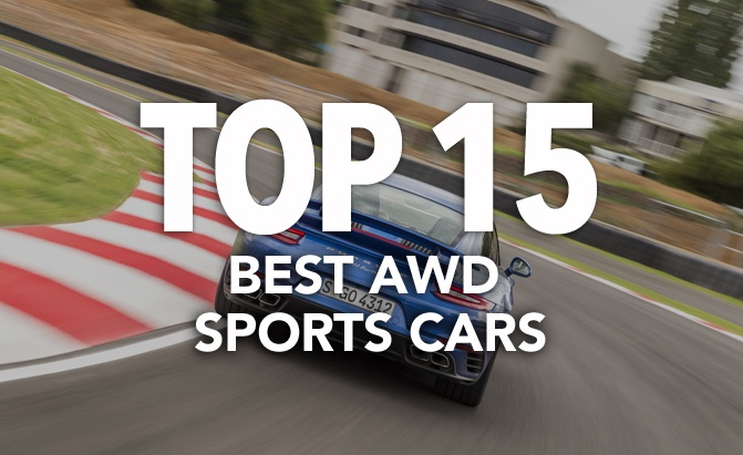 Top 15 Best AWD Sports Cars