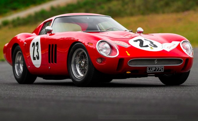 1962 Ferrari 250 Gto Could Be The Most Expensive Car Ever