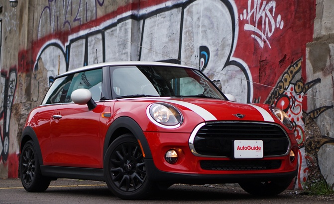 2019 MINI Cooper Review