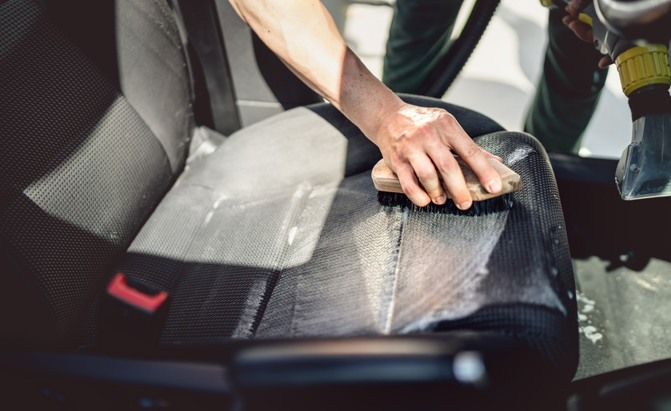 Car Upholstery Cleaners