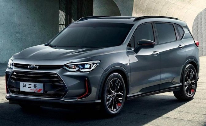 Alleged Images Of The 2019 Chevrolet Orlando Surface Autoguide
