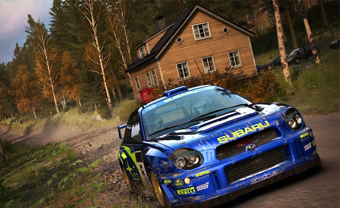 dirt 4 video game