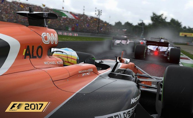 f1 2017 video game