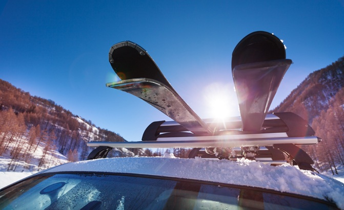 SKi and Snowboard Racks