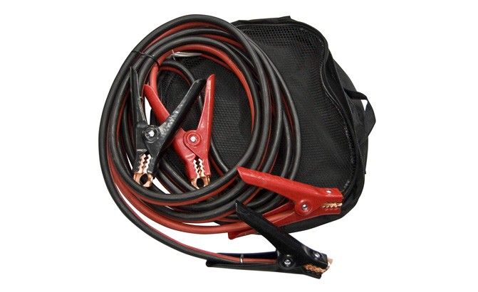 aaa heavy duty 6-gauge booster cable