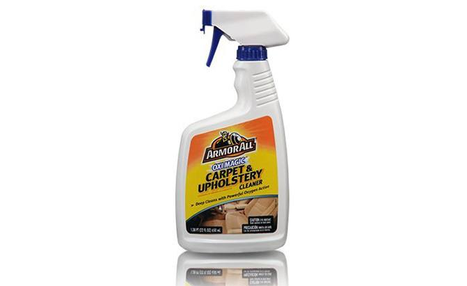 armor all oxi-magic carpet and upholstery cleaner
