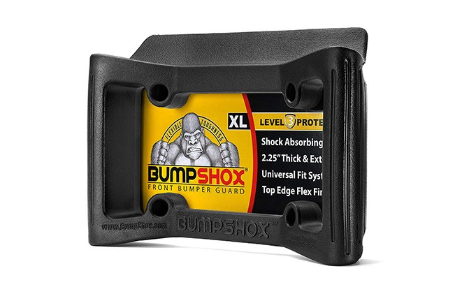 bumpshox xl front car bumper protection