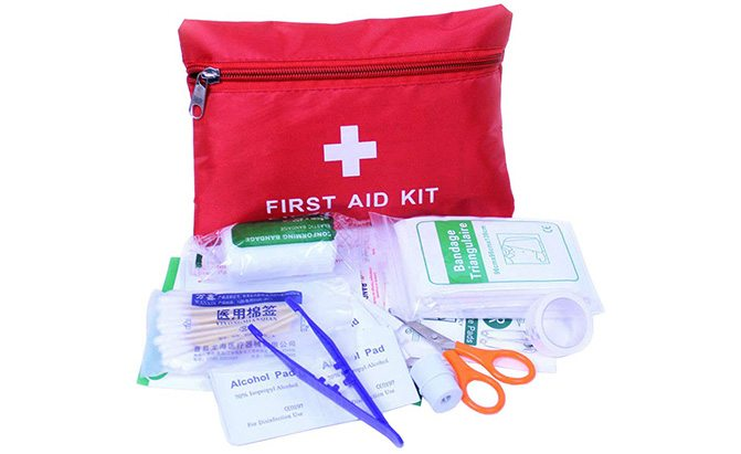 esupport 34-piece first aid kit