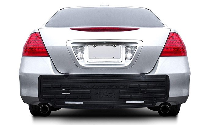 fh group rear bumperbutler