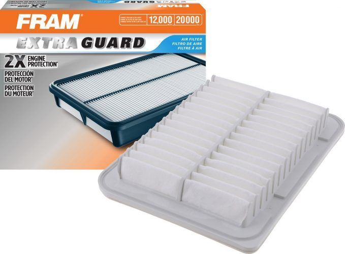fram 2 best engine air filter