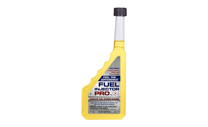 fuel injector pro cleaner