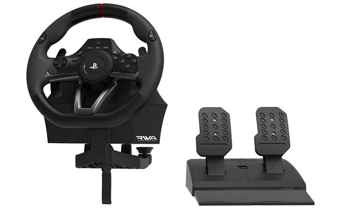 hori racing wheel apex for ps3 ps4 pc