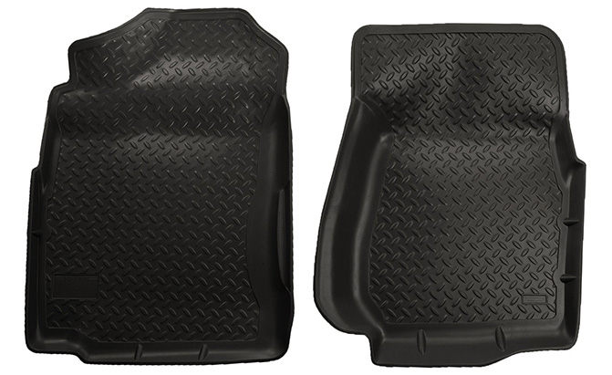 husky liners classic-style floor liners