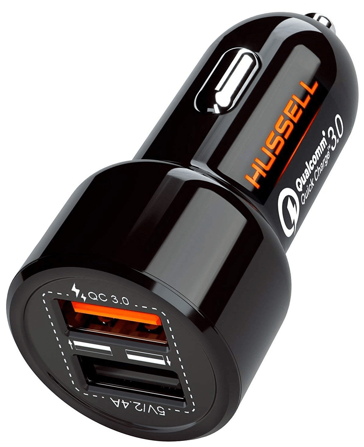 15 Best Car Chargers You Can Buy 12v Battery Charger Circuit Moreover The Usb Hussell Quick Charge 30 24a Smart Ic Dual