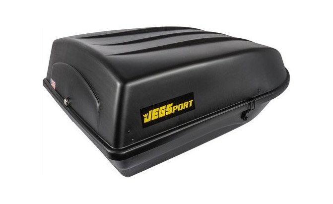 jegs performance products rooftop cargo carrier