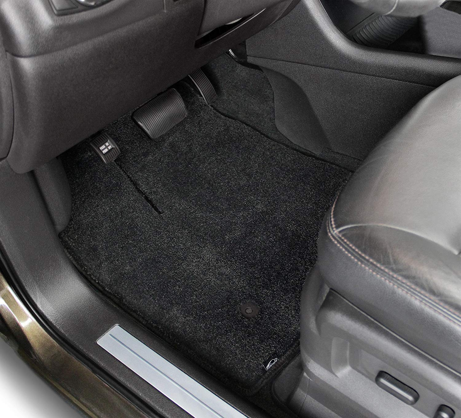 The product is available in a broad array of colors that are perfectly  capable of complementing your car's interior. You can further up your  suave-quotient ...