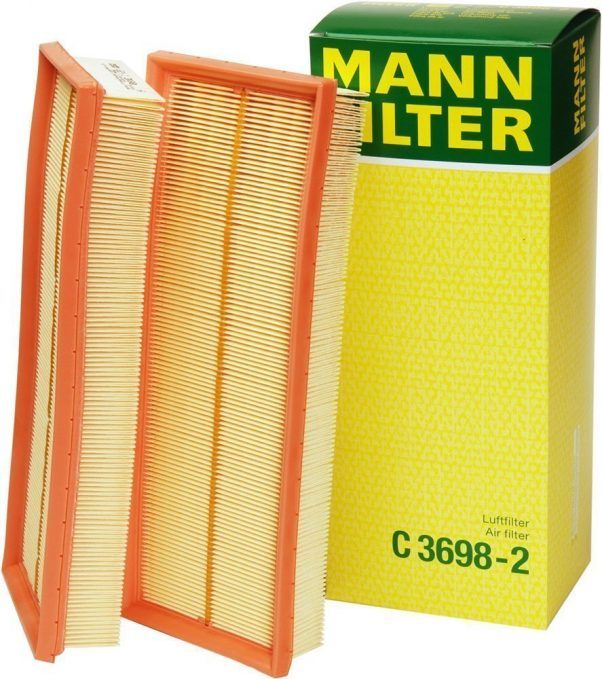 mann best engine air filter