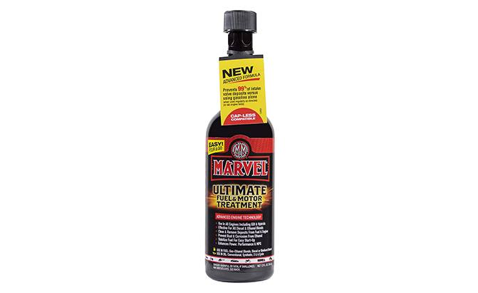 marvel fuel injector cleaner