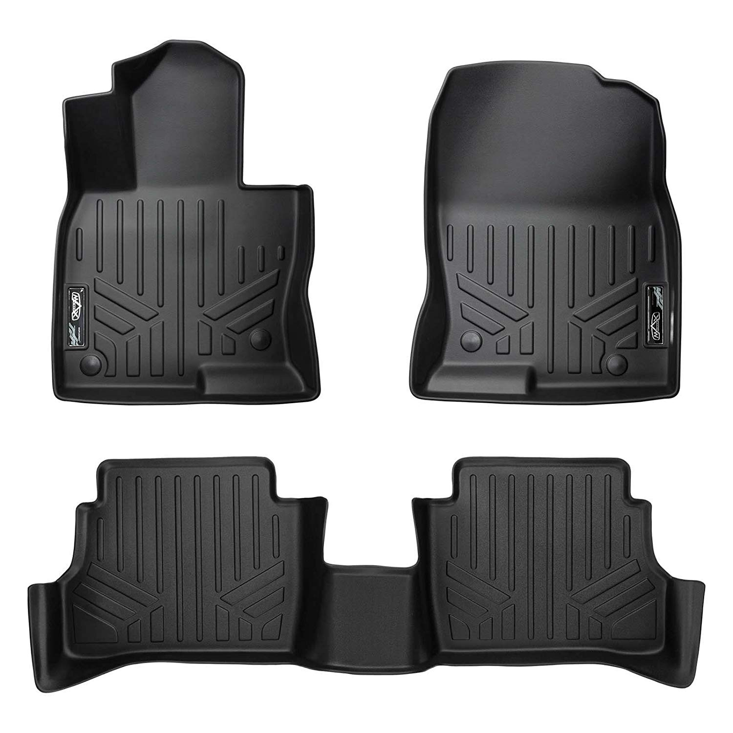 When you have a set of Maxliner floor mats covering your truck or jeep  carpets, you can take comfort in the knowledge that your floor is well  protected ...