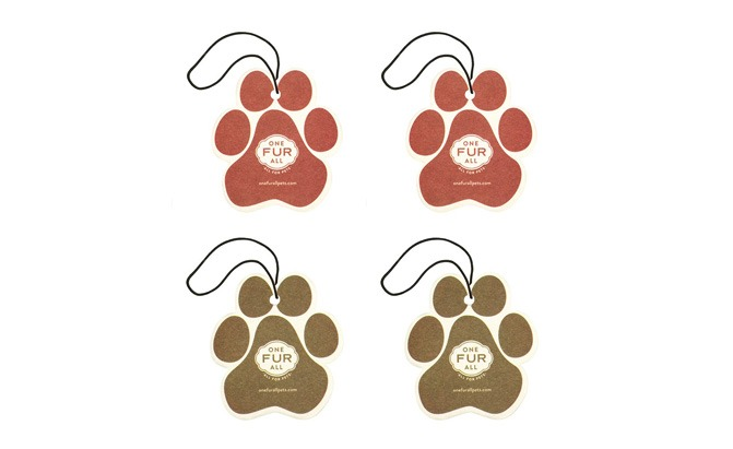one fur all pet car air freshener