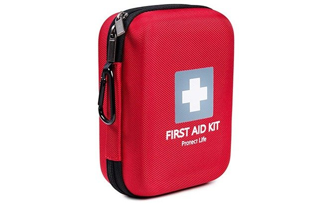 protect life 150-piece first aid kit