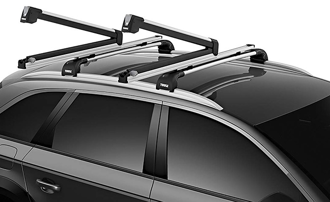 Top 5 Best Thule Ski And Snowboard Racks For Cars 2020 Autoguide Com