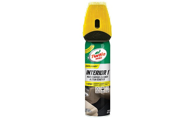 turtle wax oxy interior cleaner