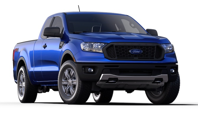 Ford Ranger Details On Pricing Options Updated
