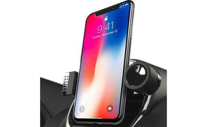 auto tech cell phone holder