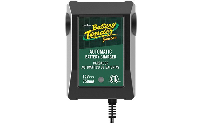 Editor S Pick Battery Tender Junior 12v 0 75a Charger